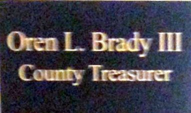 County Treasurer
