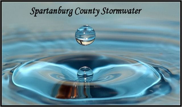 spartanburg stormwater logo