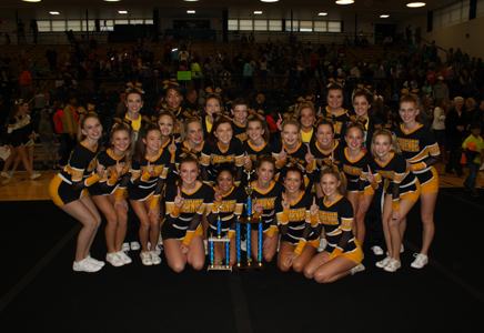Chesnee Chearleaders