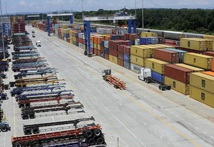 Inland Port Fuels Growth
