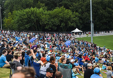 Panthers Camp Attendance Records