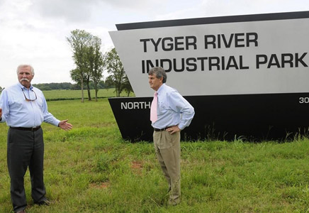 Tyger River Development
